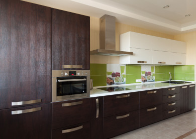 Кухня в частном доме.    Бобруйск