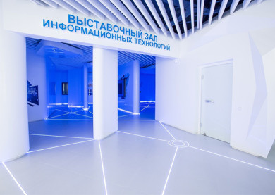 Белорусский проект — «Выставочный зал Белтелеком» (галерея №1)